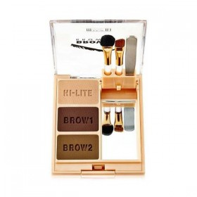 MILANI 03 DARK Kit sourcils 4.2g (Brow Fix Kit)