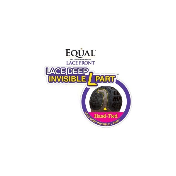 EQUAL perruque ETERNITY (Invisible L Part)