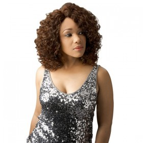 NEW BORN MAGIC wig LC 168 (Curved Part Lace)