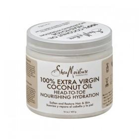 SHEA MOISTURE 100% Extra Virgin Coconut Oil 445ml