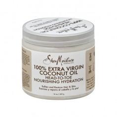 Huile de Coco 100% extra vierge 445ml (Extra Virgin Coconut Oil)