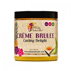 ALIKAY NATURALS Curl Definition Jelly 236ml (Creme Brulee Curling Delight)