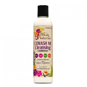 ALIKAY NATURALS Crème lavante hydratante 236ml (Cowash Me Cleansing Conditioner)