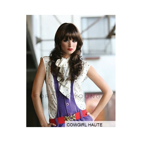 Forever Young perruque COWGIRL HAUTE