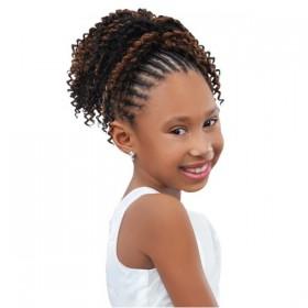 SENSUAL children's hairpiece PEARL