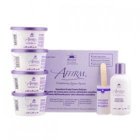 AFFIRM Système défrisant cuir chevelu sensible x4 (Conditioning Relaxer System)
