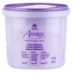 Crème défrisante cheveux normaux ARGAN PEQUI & CUPUACU 1.82kg