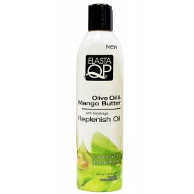 ELASTA QP Huile anti-casse olive & mangue 237ml (Replenish Oil)