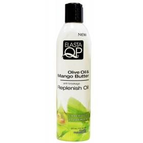 ELASTA QP Olive & Mango Anti-Cracking Oil 237ml (Replenish Oil)