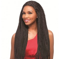 SENSAS perruque nattée SENEGAL MAXI BRAIDS (Lace Braided)