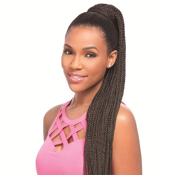 Sensationnel postiche SENEGAL BOX BRAID (Instant Pony)