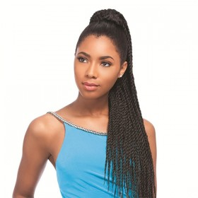 Sensationnel postiche SENEGAL TWIST BRAID (Instant Pony)
