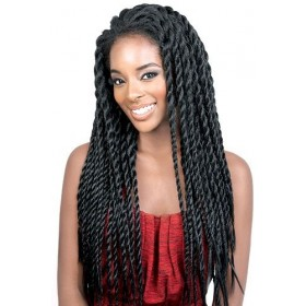 MOTOWN TRESS braided wig L.MAMBO (Lace Front)