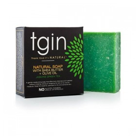 TGIN Savon naturel JASMIN THE VERT 113g (JASMINE GREEN TEA)
