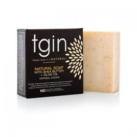 TGIN Savon naturel BISCUIT AVOINE 113g (Oatmeal Cookie)
