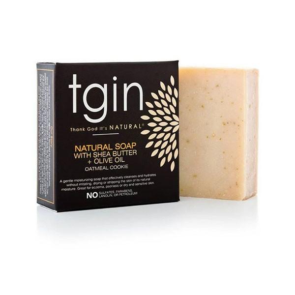 TGIN Savon naturel BISCUIT AVOINE 113g (Oatmeal Cookie)