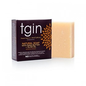 TGIN Savon naturel BOIS DE SANTAL 113g (Sandalwood)