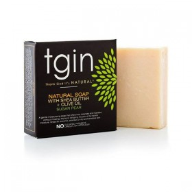 TGIN Savon naturel POIRE SUCREE 113g (Sugar pear)