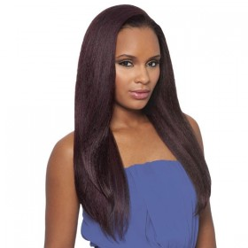OUTRE demi-perruque DOMINICAN BLOWOUT STRAIGHT BUNDLE HAIR (Batik)