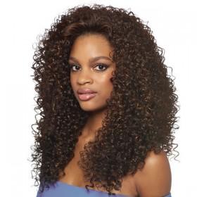 OTHER DOMINICAN CURLY BUNDLE HAIR half wig (Batik)