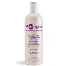 ApHogee Shampooing cheveux endommagés 473ml