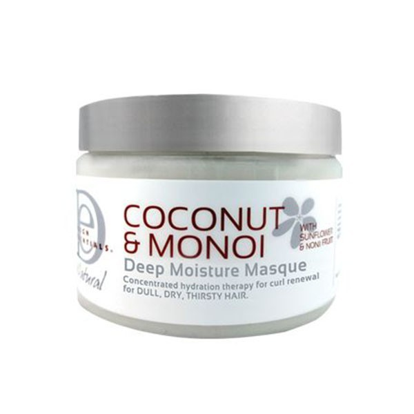 DESIGN ESSENTIALS Masque super hydratant COCO & MONOÏ 340g (Deep Moisture Masque)