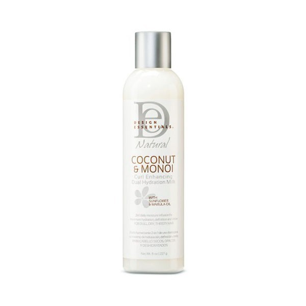 DESIGN ESSENTIALS Lait hydratant définition boucles COCO & MONOÏ 225g (Dual Hydratation Milk)