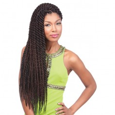 SENSAS natte RUMBA TWIST BRAID 60""