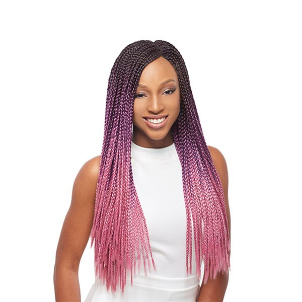 JANET natte HAVANA BOX BRAID 24""