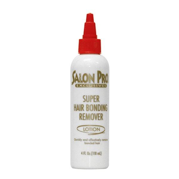 SALON PRO Dissolvant pour colle cheveux 118ml (Super Hair Bonding)