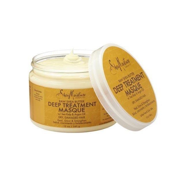 SHEA MOISTURE Masque BEURRE DE KARITE 340g DEEP TREATMENT MASQUE