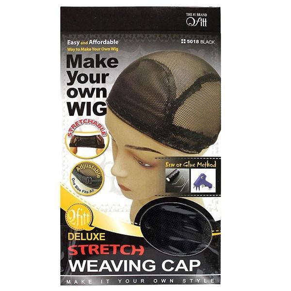 QFITT Bonnet extensible perruque 5018 BLACK