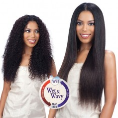 "MODEL tissage FRESH WET & WAVY BOHEMIAN CURL 7pcs 18""20""22"""