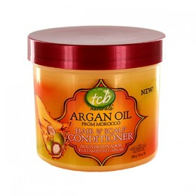 TCB Conditionneur à l'huile d'Argan 283g HAIR & SCALP CONDITIONER