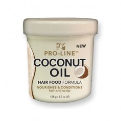 Traitement nourrissant à l'huile de Coco COCONUT OIL HAIR FOOD 128g