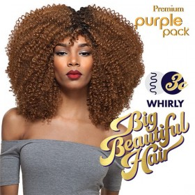 OUTRE tissage 3C WHIRLY (Purple Pack)