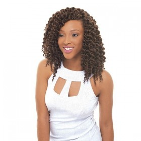 JANET natte MEDIUM MAMBO TWIST BRAID 12""