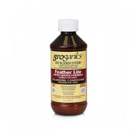 GROGANICS Conditionneur stimulant repousse 236ml FEATHER LITE