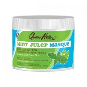 QUEEN HELENE Masque nettoyant visage MENTHE VERTE 340g MINT JULEP MASQUE