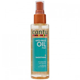CANTU Huile lissante anti-frizz 118ml ANTI-FRIZZ OIL