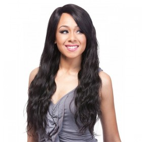 "IT'S A WIG perruque brésilienne HH NATURAL WAVE 24"" (Lace Front)"