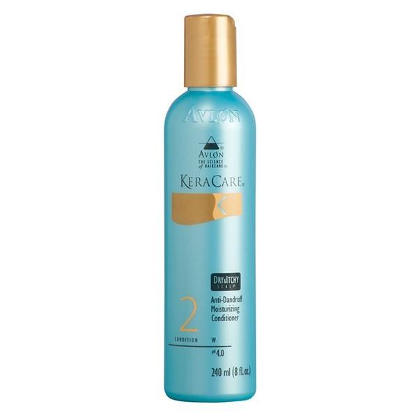 KERACARE Après-shampooing anti-pelliculaire hydratant 240ml ANTI-DANDRUFF MOISTURIZING