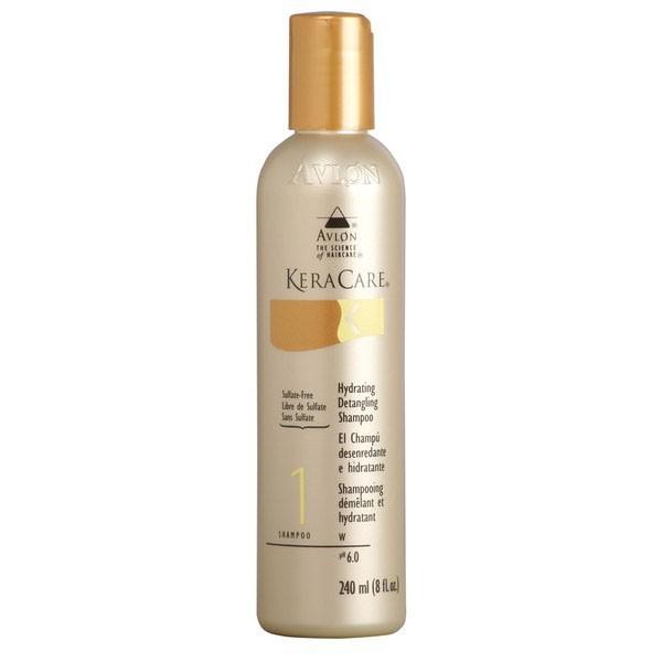 KERACARE Shampooing hydratant démêlant sans Sulfates 240ml