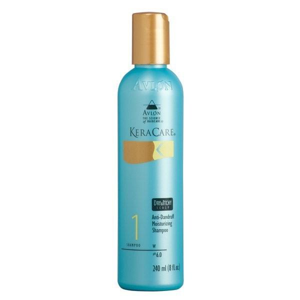 KERACARE Shampooing anti-pelliculaire hydratant 240ml ANTI-DANDRUFF MOISTURIZING SHAMPOO