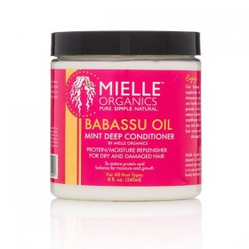 MIELE ORGANICS Conditionneur intense 240ml BABASSU OIL