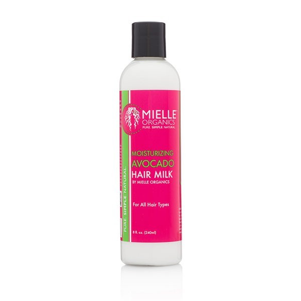 MIELLE ORGANICS Lait hydratant 240ml AVOCADO HAIR MILK