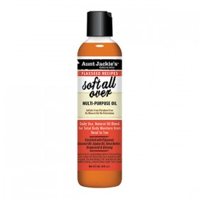 AUNT JACKIE'S All Purpose Oil 237ml SOFT ALL OVER