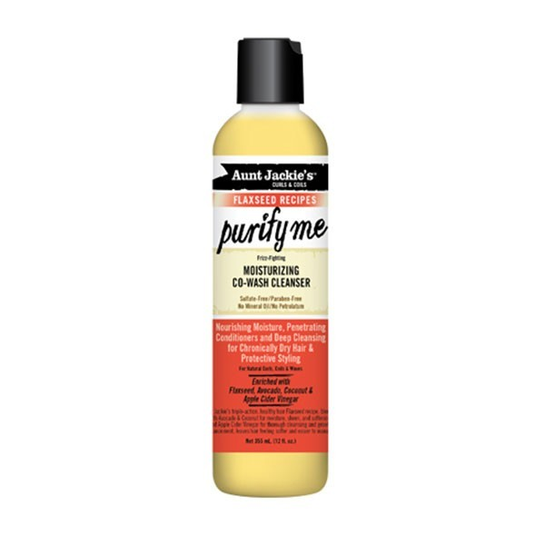 AUNT JACKIE'S Co-Wash 355ml PURIFY ME