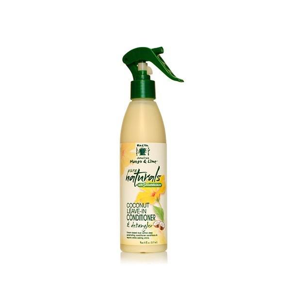 JAMAICAN MANGO & LIME PURE NATURALS Après-shampooing démêlant sans rinçage 237ml LEAVE-IN CONDITIONER