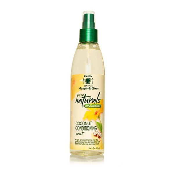 JAMAICAN MANGO & LIME PURE NATURALS Spray coiffant COCO 237ml CONDITIONING MIST